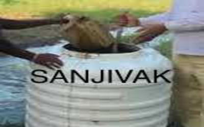 Sanjivak-Experiments in microorganisms and accelerated residues