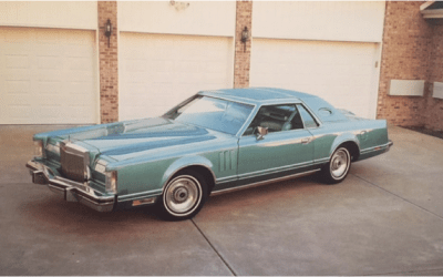 Low Mileage 1979 Continental Mark V in Missouri