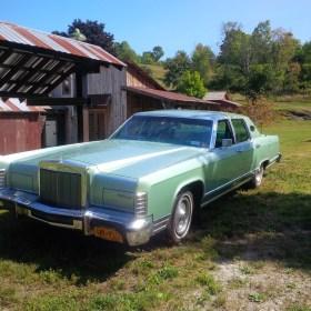 1978 Lincoln Continental - 06 28 18