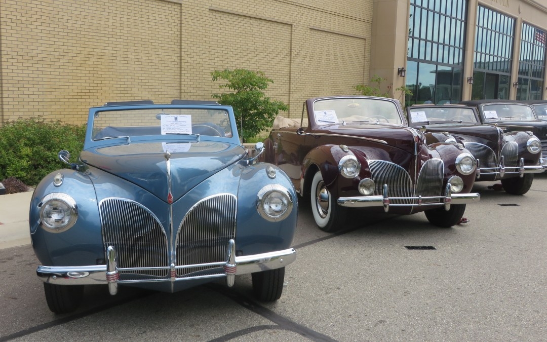 The History of Lincoln Automobiles