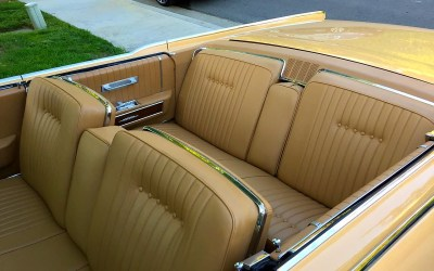 Wanted — OEM front seatbelts for a 1964-65 Continental