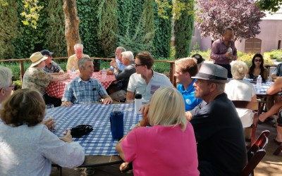 Sunshine, Tasting, and Gracious Dining Highlight Wine Country Picnic