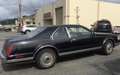 1988 Mark VII Bill Blass edition