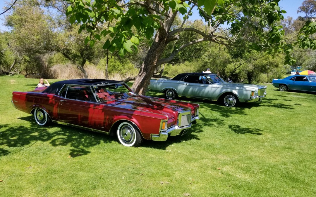 Calling All Lincolns: HB Concours Registration Closes Soon for June 1 & 2 Event