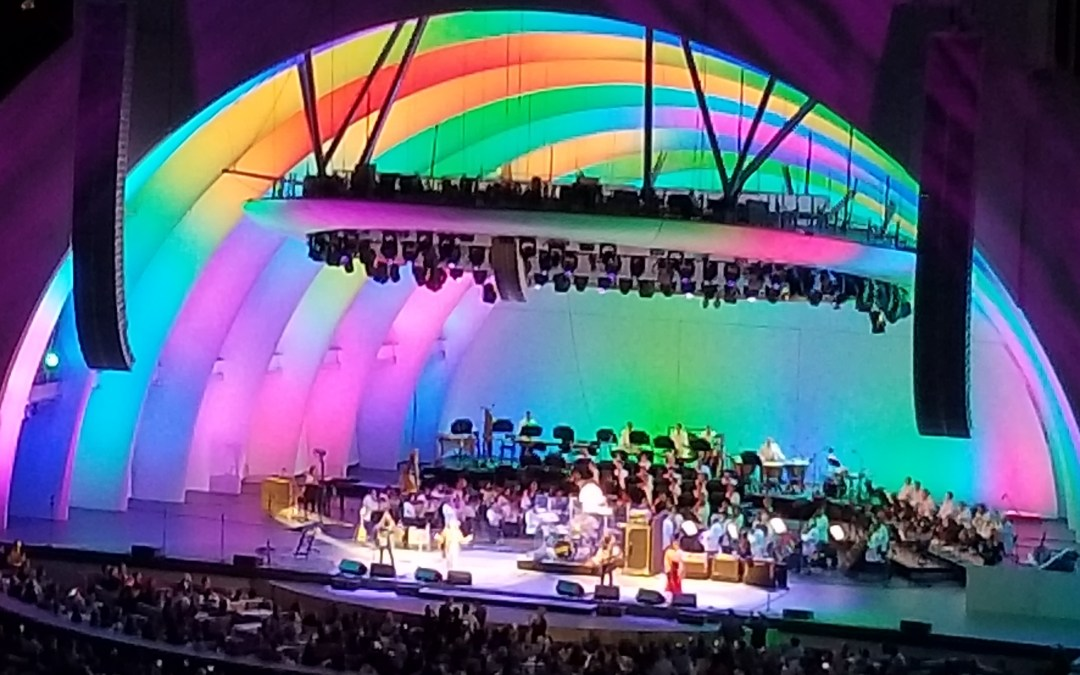 Go-Gos and Fireworks Spectacular at Hollywood Bowl Begin July 4 Celebration