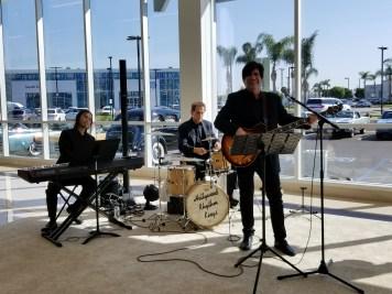 Jazz band at LSC