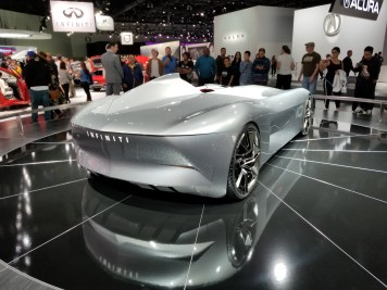Infinity Concept Car