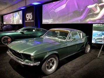 Original Bullitt Mustang