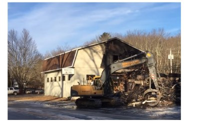 Fire at Baker's Auto Causes Serious Damage