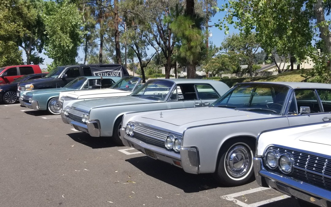 60's Lincolns Starred at 2019 Slabfest