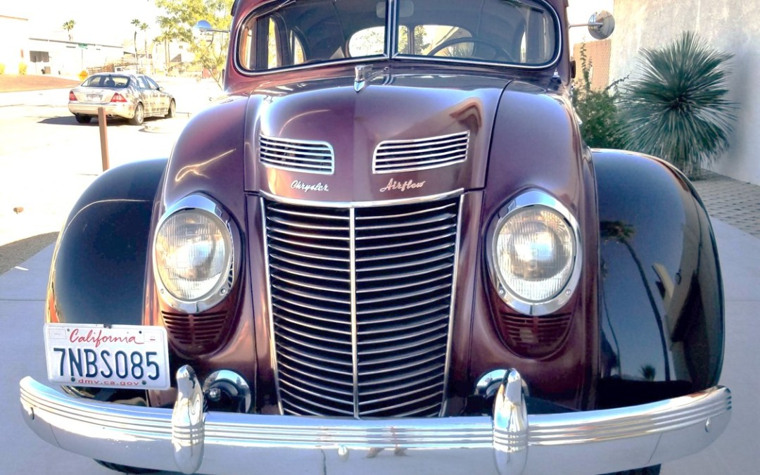 LCOC Joins Imperial Club of Southern California at Car Event and Barbecue