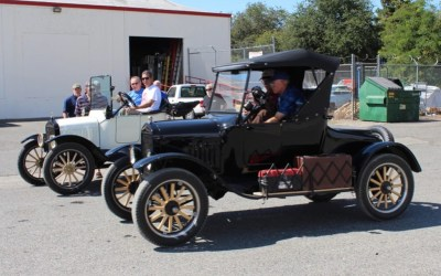 LCOC Western Region Joins the California Automobile Museum, Sacramento, and Will Sponsor an Event There