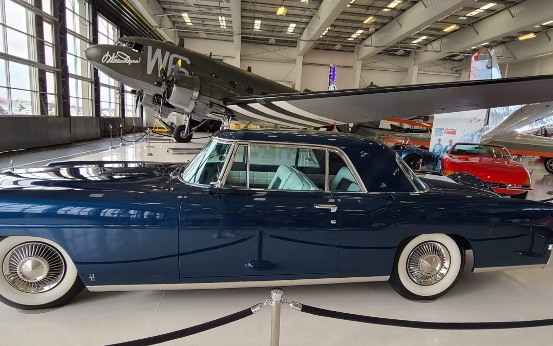 Legends of Street and Sky Spotlighted at Lyon Air Museum Special Event
