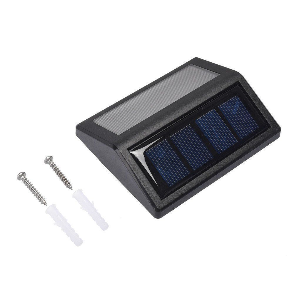 Sensor LED Outdoor Solar Lights  Life Changing Products