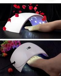 UV Nail Dryer LED UV Nail Drying Lamp Manicure UV Lamp ...