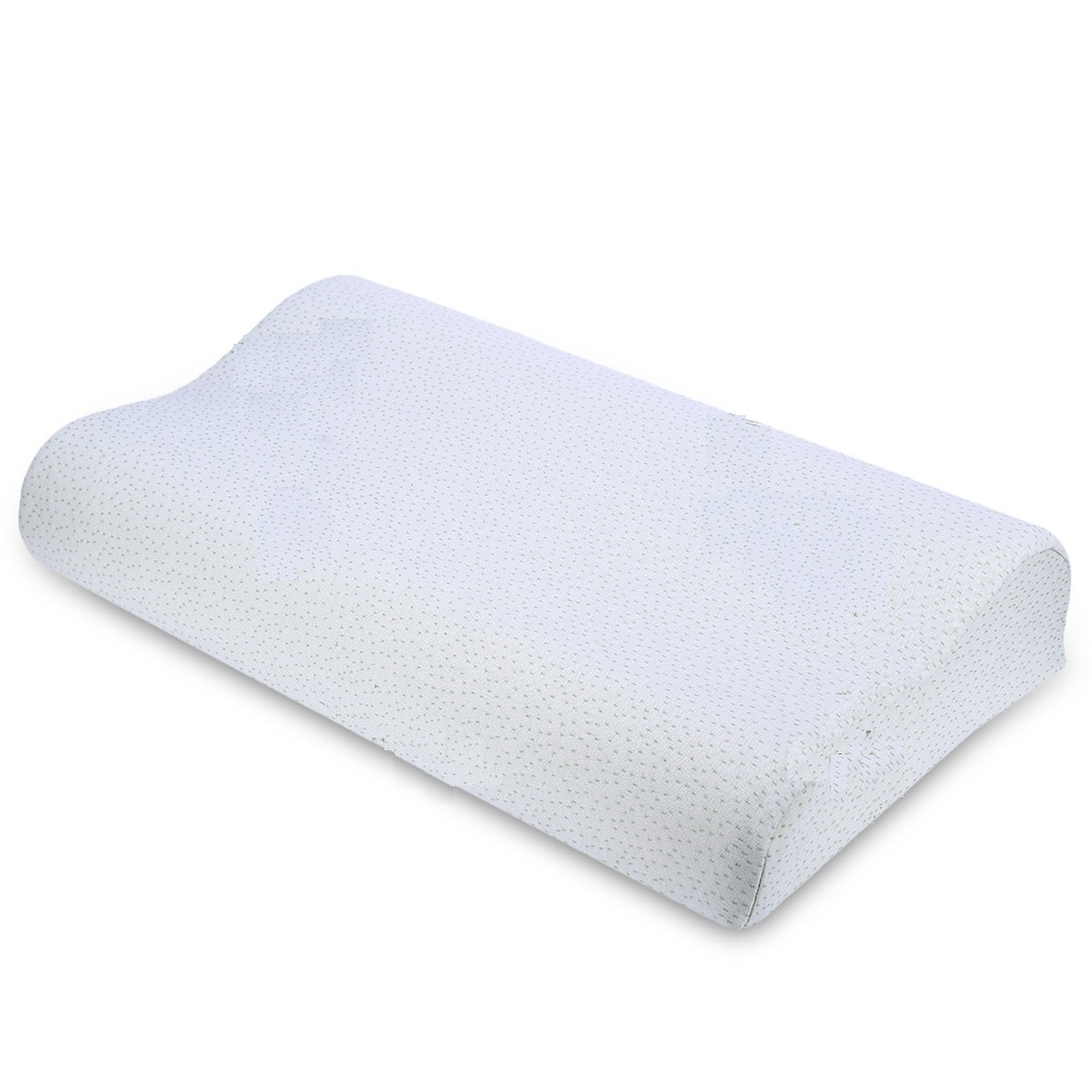 Neck Support Memory Foam Pillow  Life Changing Products