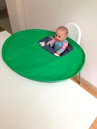Feeding Chair Cover Baby Foldable Saucer - Life Changing ...