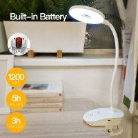 Clip-On Light LED Reading Lamp - Life Changing Products