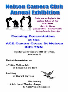 Nelson CC Exhibition