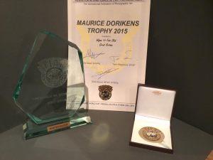 Maurice Dorikins Trophy