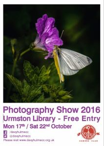 Davyhulme Photography Show