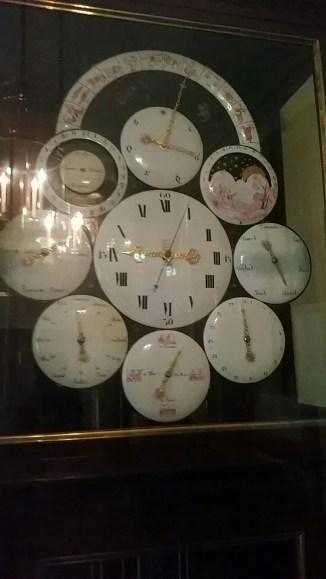 Une horloge formidable