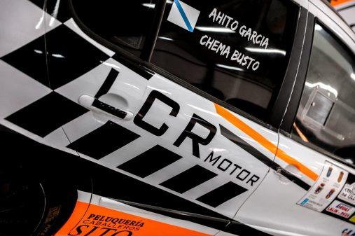 LCR Motor