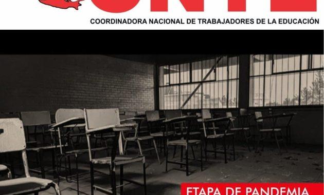 ENCUESTA CNTE REGRESO A CLASES