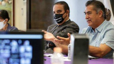 Bronco y Manuel de la O