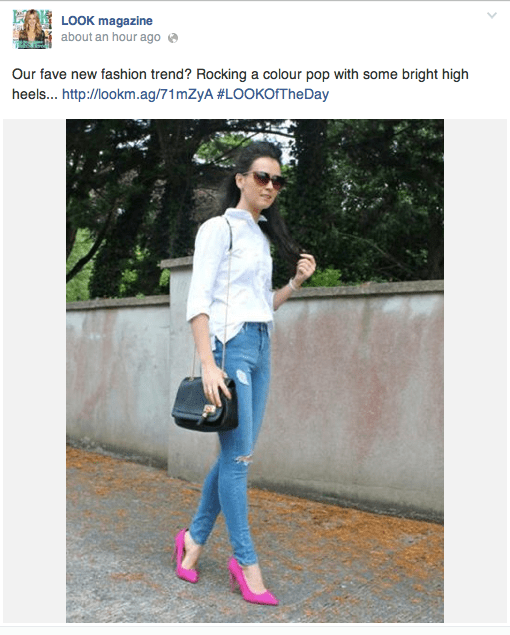 Irish Fashion Features 1