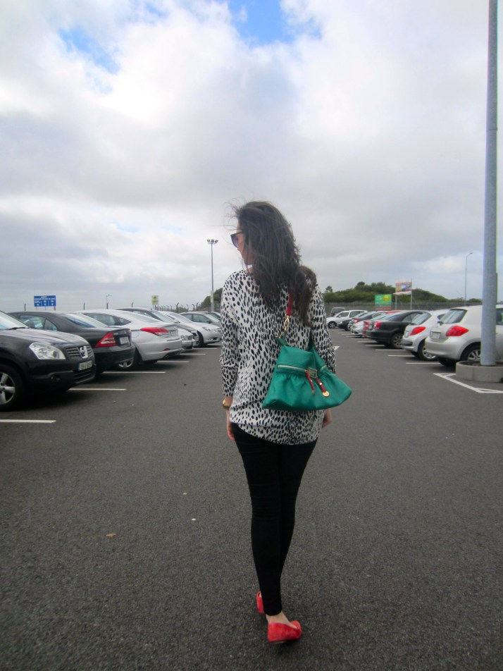 Irish Fashion Dalmation Print 24
