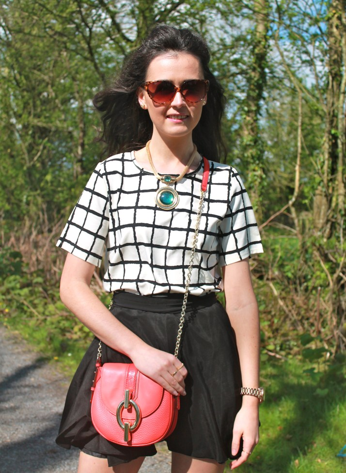 Irish Fashion Check Chic 2