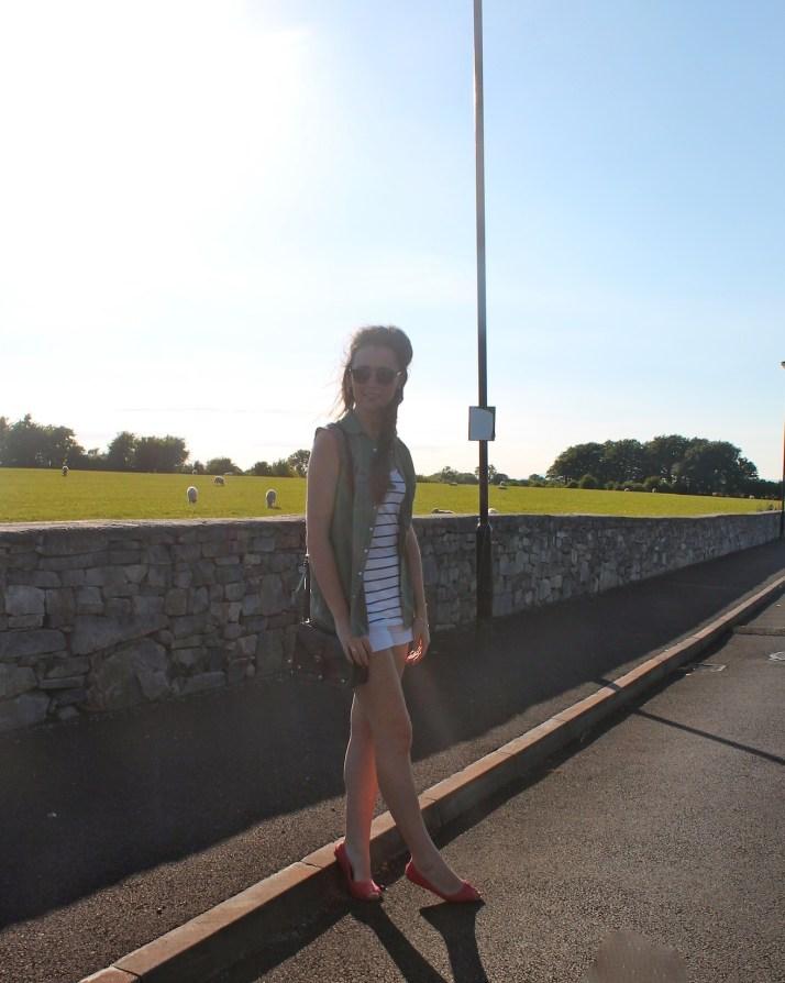 Irish Fashion Sleeveless Shirt 3