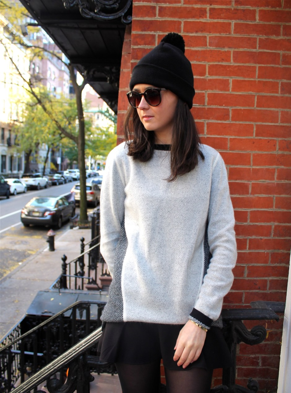 New York Fashion Fall Sweater 7