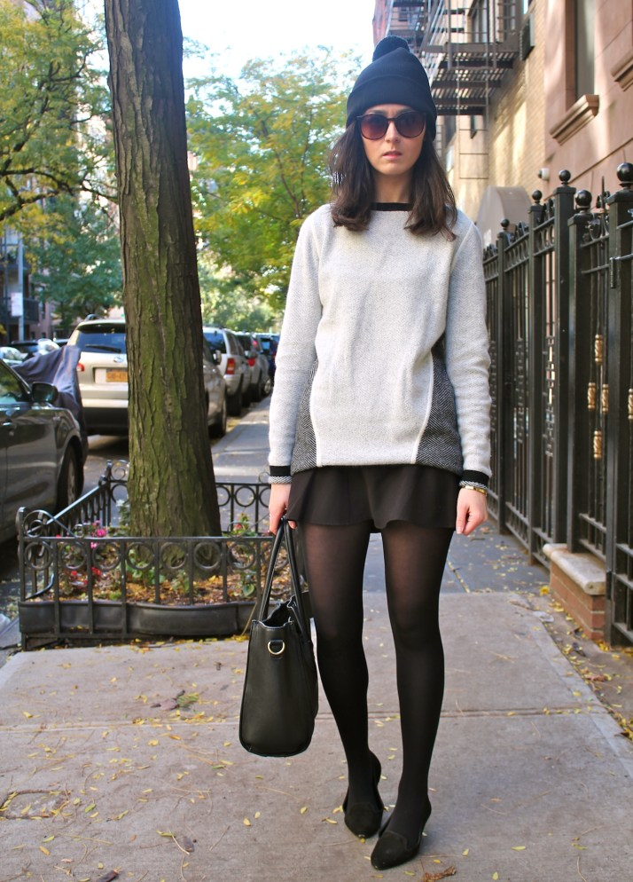 New York Fashion Fall Sweater 9