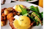 New York Brunch - Eggs Benedict