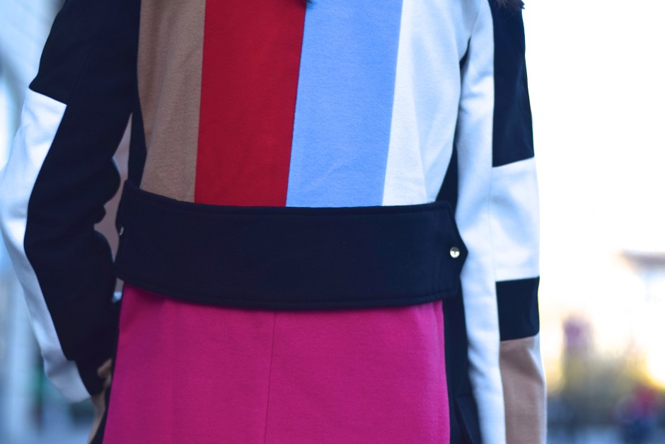 Colour Block Coat 29
