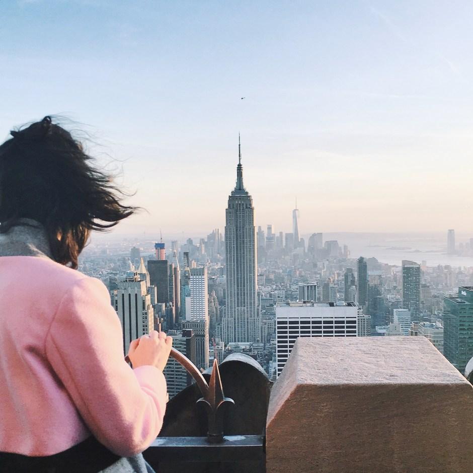 New york truths - new york skyline