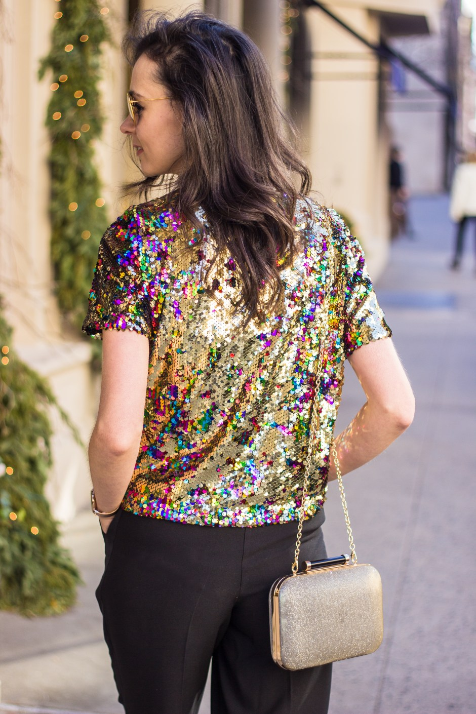 gold sequin top 7