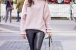 NYC Blogger: Baby pink sweater