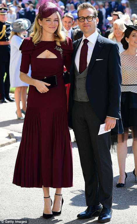 royal wedding gabriel macht Jacinda Barrett