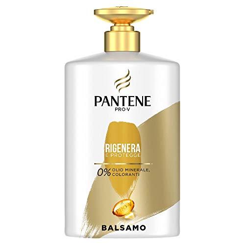 Pantene Pro-V Balsamo Capelli Rigenera & Protegge per Capelli Danneggiati, 900ml
