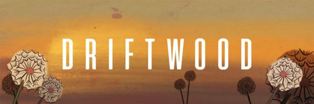 Driftwood logo long