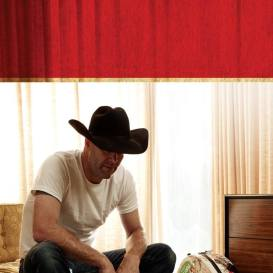 Corb Lund with red above