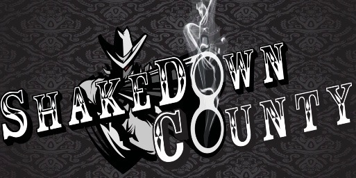 Shakedown Country Banner better quality