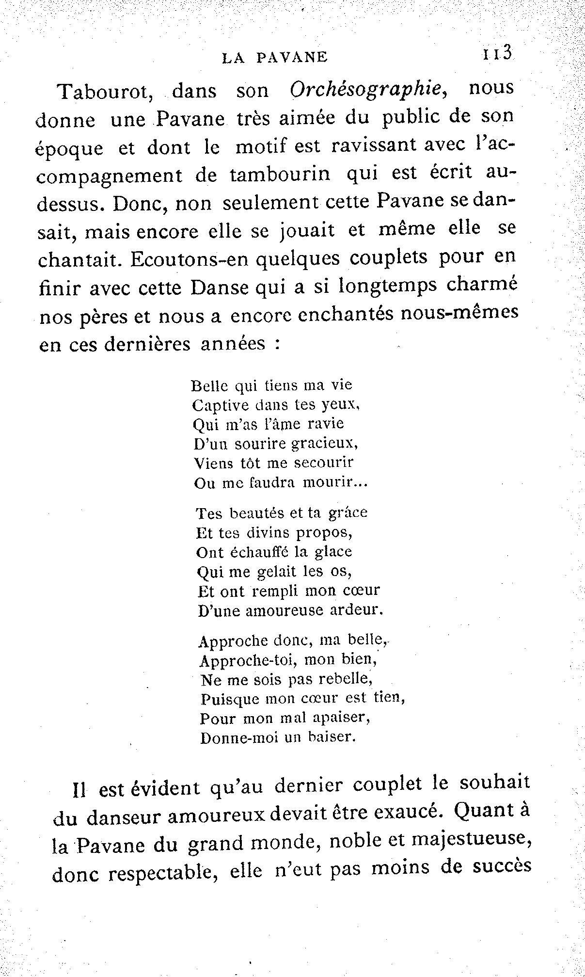 Le Tien Ou Le Tiens : tiens, Image, Traité, Pratique, Théorique, Danse, Library, Congress
