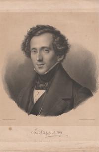 Image: Felix Mendelssohn