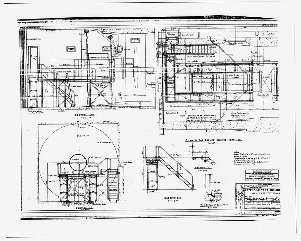 Engine Test Cell Drawing, Engine, Free Engine Image For
