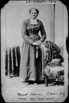 Harriet Tubman, Image from the Library of Congress