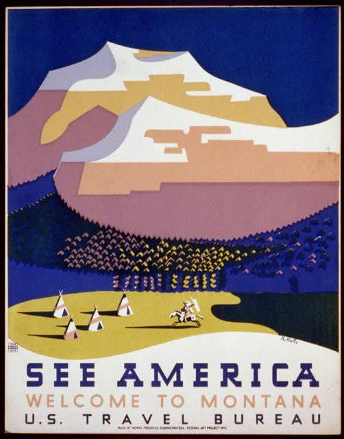 see america: welcome to montana
